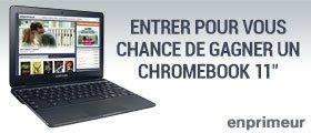 """Chromebook 11"""" Concour"""